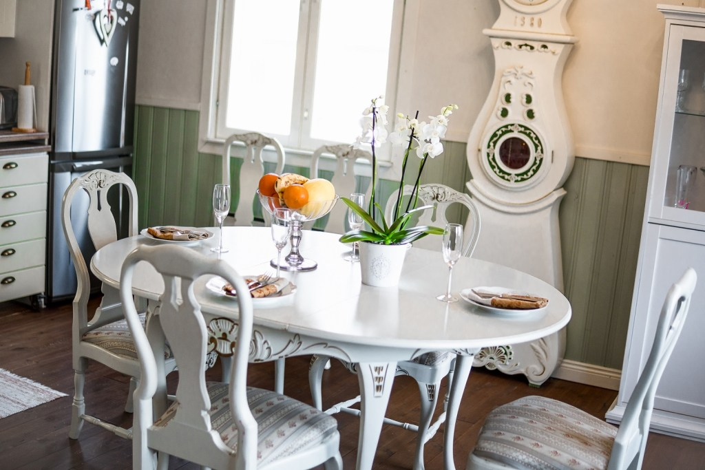 Hotelli Krepelin - Huoneet - Voudintuvan keittiö