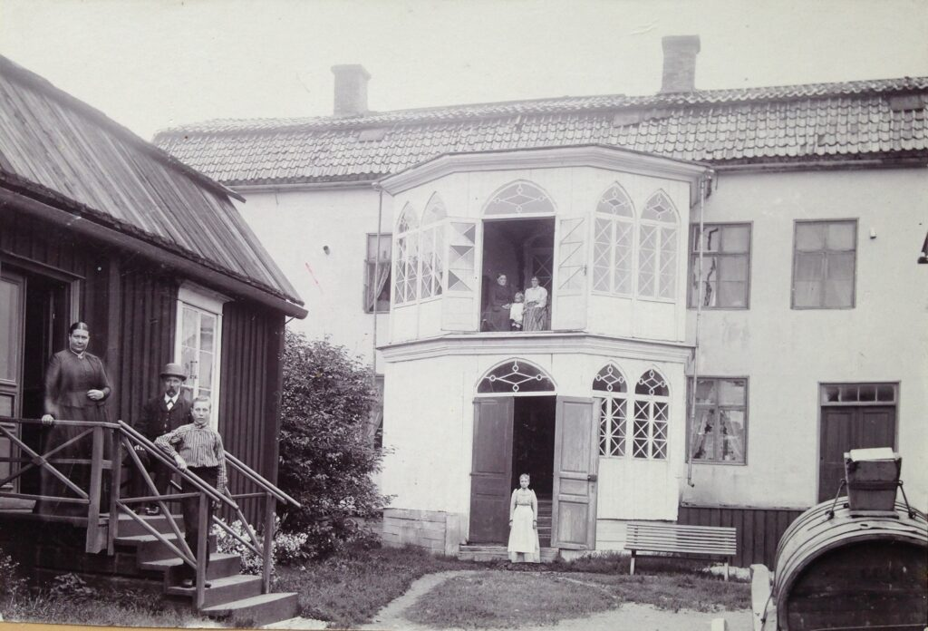 Krepelinin päärakennus 1890