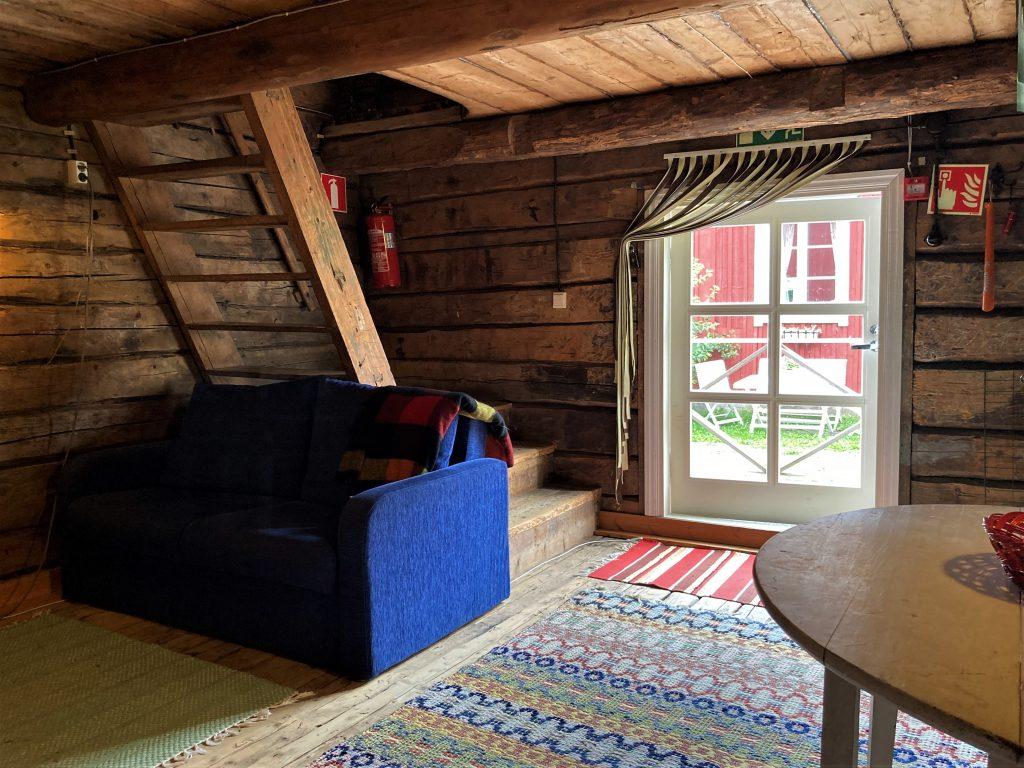 Hotel Krepelin - Rooms - D2 - Living room