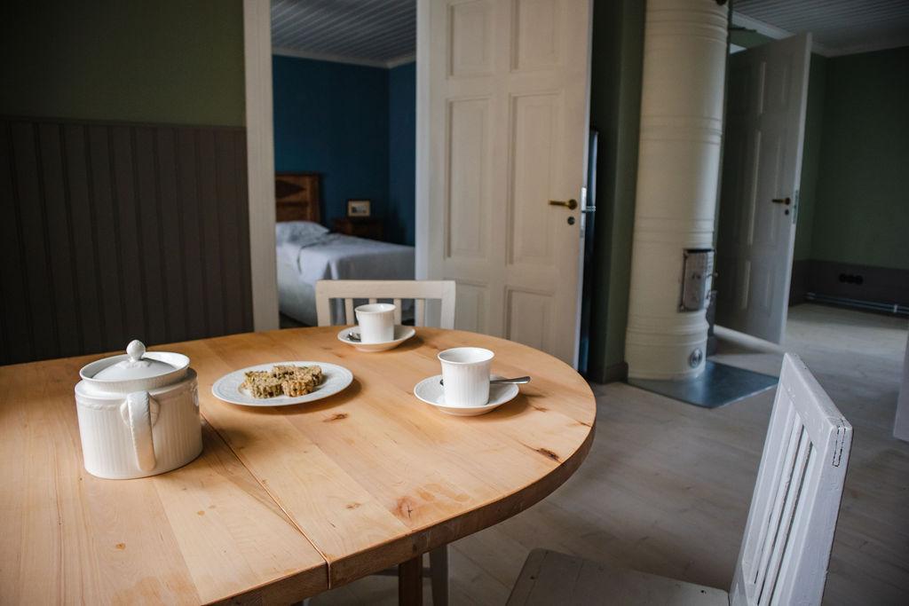 Hotel Krepelin - Rooms - A3 - Kitchen & living room