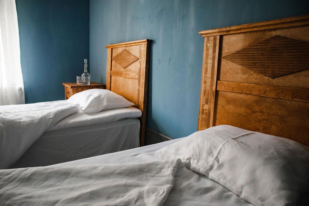 Hotel Krepelin - Rooms - A3 - Bedroom - Large