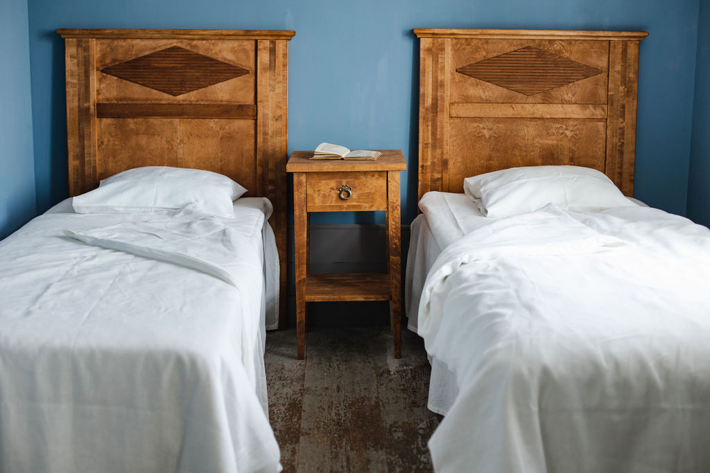 Hotel Krepelin - Rooms - A3 - Bedroom - Small