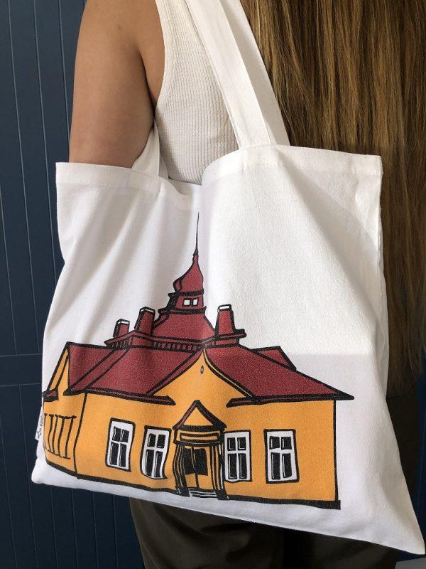 Hotelli Krepelin - Kauppa - Kristiinankaupunki-kassi