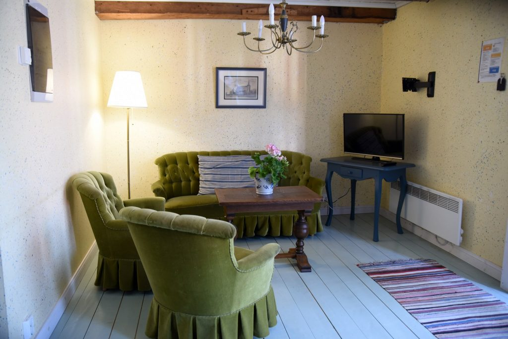 Hotel Krepelin - D4 - Living room