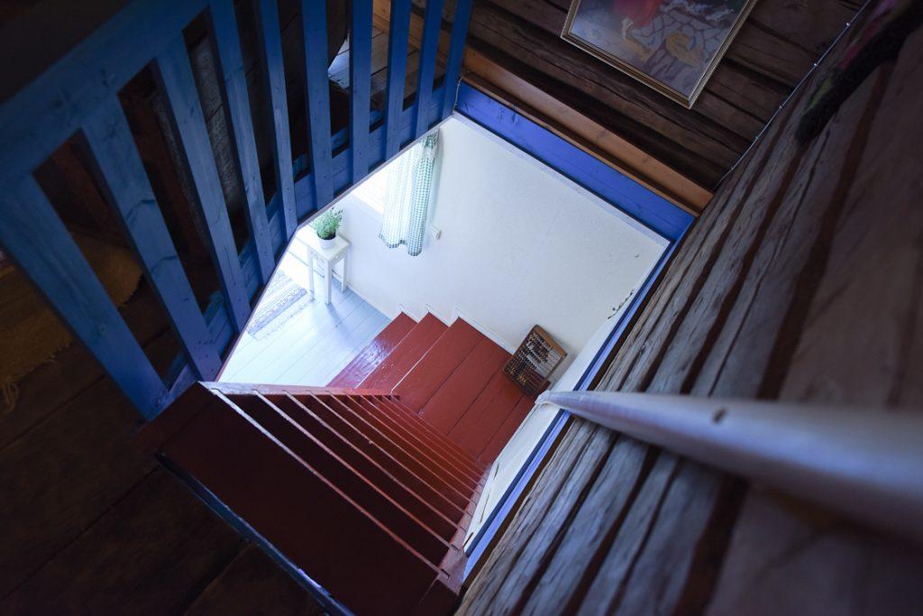 Hotel Krepelin - Rooms - D3 - Stairs