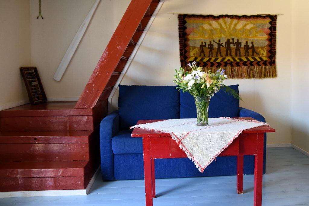 Hotel Krepelin - Rooms - D3 - Living room