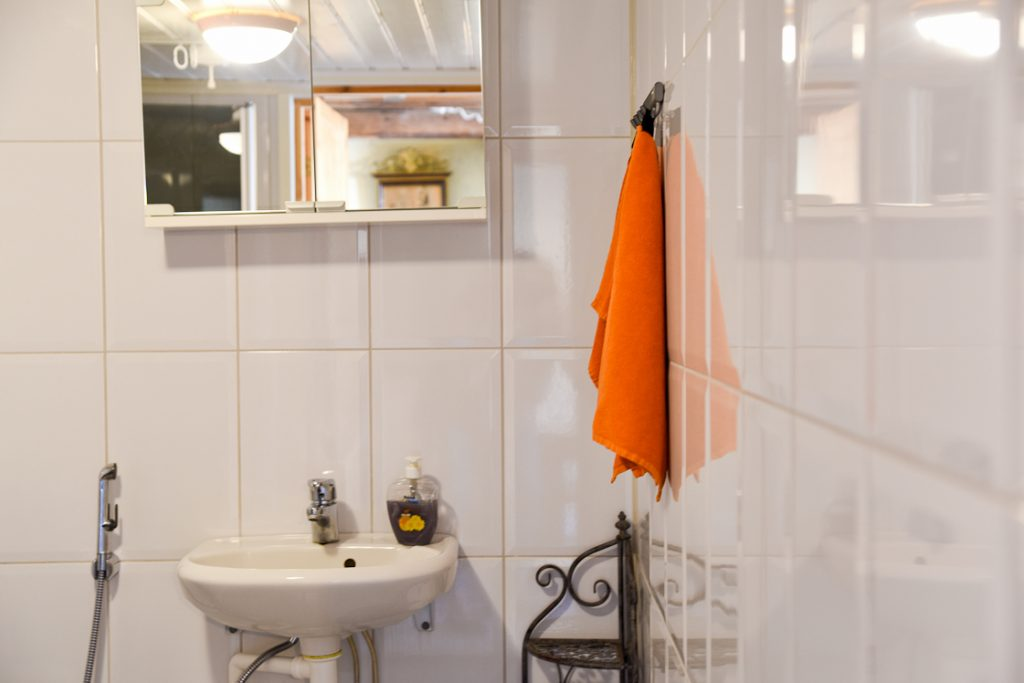 Hotel Krepelin - Rooms - D4 - Bathroom