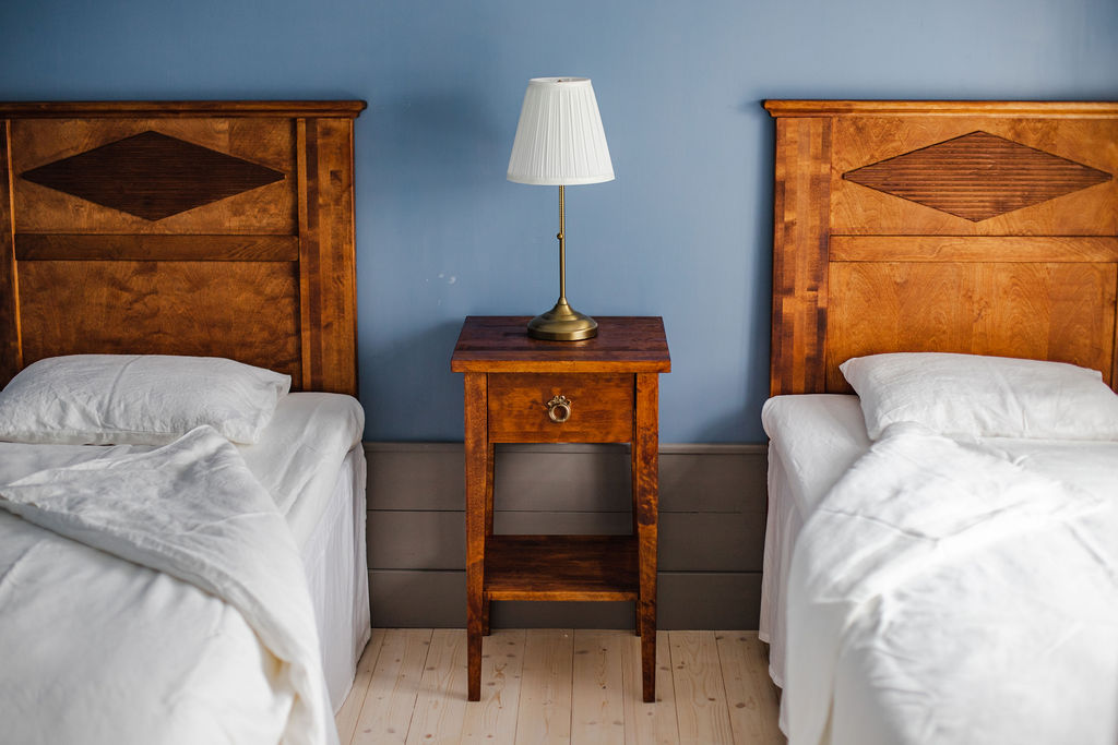 Hotel Krepelin - Rooms - A2 - Bedroom